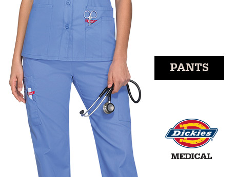 Dickies Scrub Pants